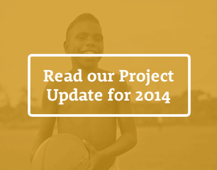 Tiwi Project 2014 Update