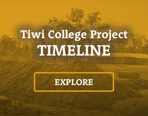Tiwi Project Timeline to 2015