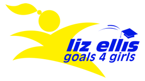 Liz Ellis Goals 4 Girls Logo