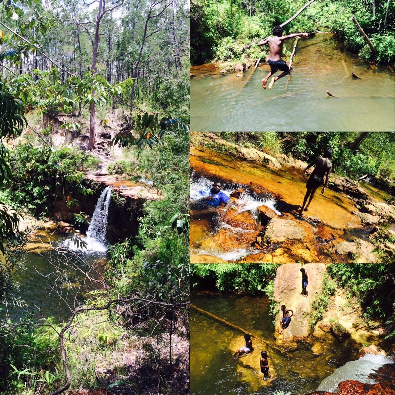 Tarracumbie Falls