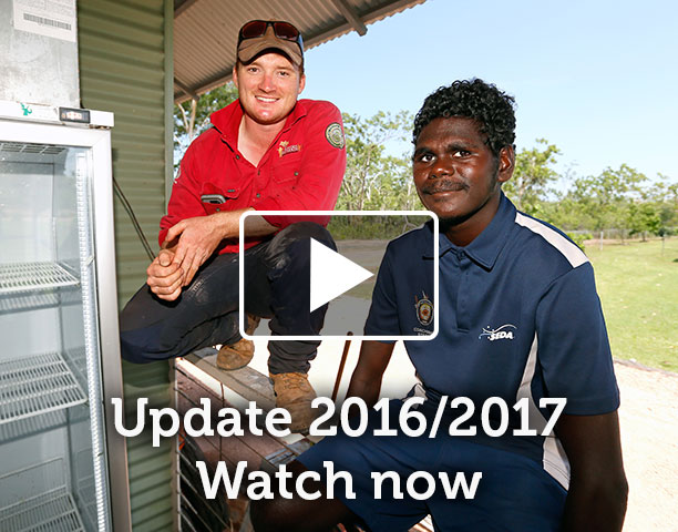 Tiwi Collect Project 2017 Update Video